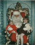 Lacey, Destiny, Santa 1981